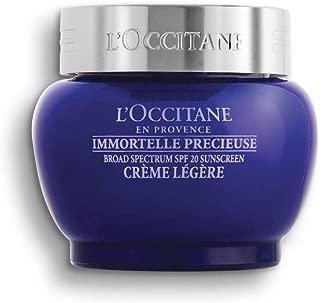 L'Occitane Immortelle Precious Light Cream