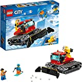 LEGO City Great Vehicles Snow Groomer 60222 Building Kit (197 Pieces)
