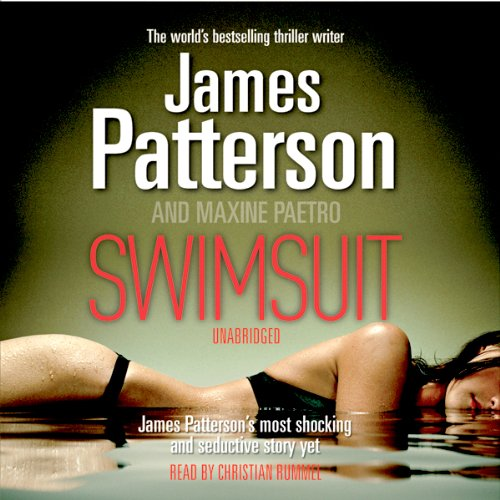 Swimsuit audiobook cover art