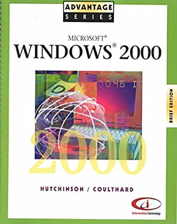 [(Microsoft Windows 2000)] [By (author) Sarah E. Hutchinson ] published on (October, 2000)