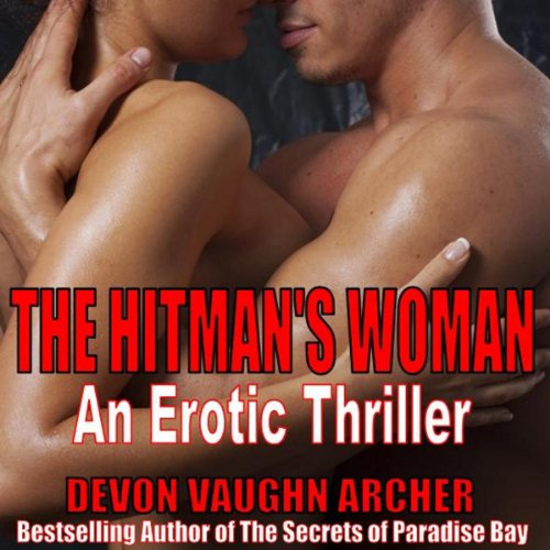 The Hitman's Woman audiobook cover art