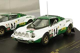 ビテス 1/43 ランチア ストラトス HF モンテカルロ 1975 #14 完成品