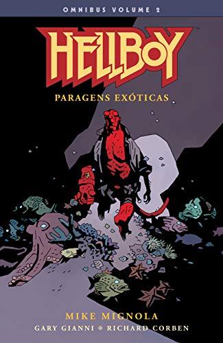 Hellboy omnibus - volume 02: Paragens exóticas