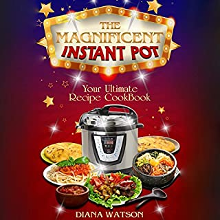 The Magnificent Instant Pot audiobook cover art