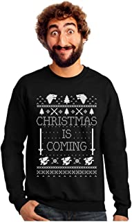 christmas is coming game of thrones sweater