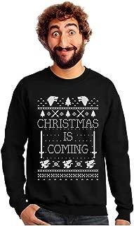 Christmas is Coming Ugly Christmas Sweater Sweatshirt