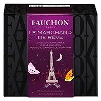 [ フォション ]FAUCHON - LE MARCHAND DE REVE / Sandman Rooibos - サンドマンルイボスティー- 20ティーバッグ - 並行輸入品