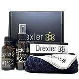 Drexler Ceramic Kit di protezione in ceramica, Drexler Ceramic, 30 ml + 50 ml, rivestimento, 4 anni, per la cura dell'auto
