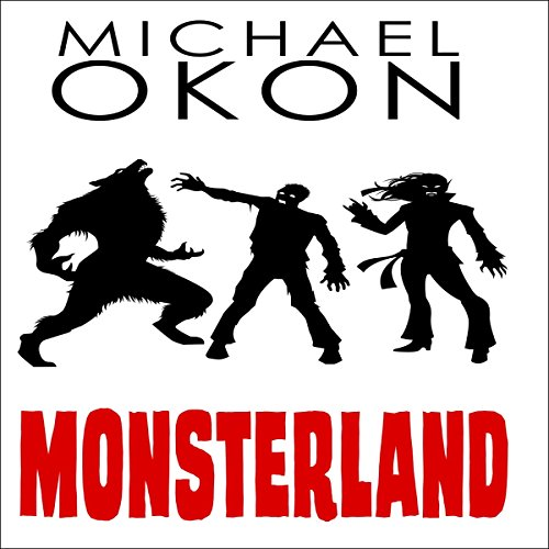 Monsterland cover art