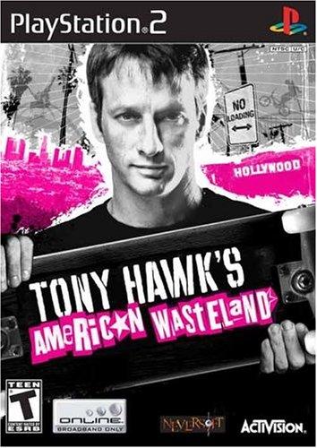 Tony Hawk's American Wasteland - PlayStation 2 by Activision
