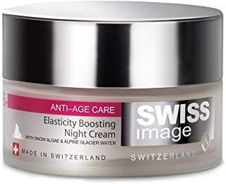 Swiss Image Anti-Age 36+: Elasticity Boosting Night Cream, 50 ml