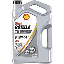 Shell Rotella T5 Diesel Engine Oil