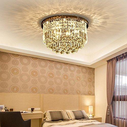 Luxury Crystal Raindrop Chandelier for Bedrooms