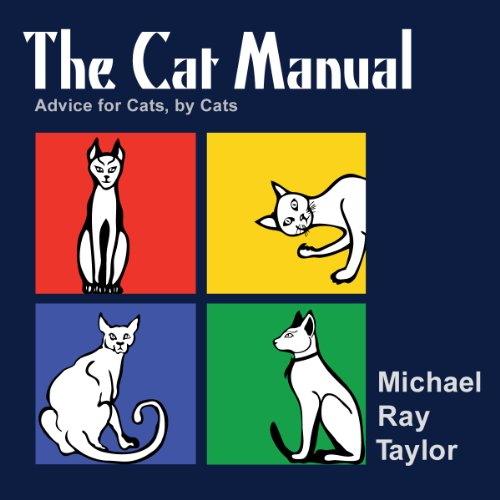 The Cat Manual audiobook cover art