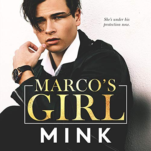 Marco's Girl audiobook cover art
