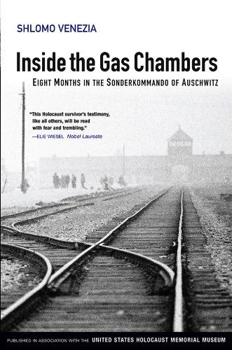 Inside the Gas Chambers: Eight Months in the Sonderkommando of Auschwitz (English Edition)