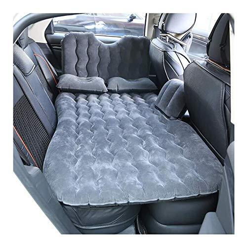 Lalawo Luchtbed voor de auto, opvouwbaar, draagbaar, met 2 luchtkussens, zeer comfortabel