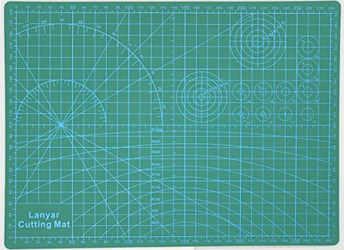Gundam Model Builder's Cutting Mat 12'x9'(A4)