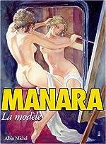 La Modèle de Milo Manara