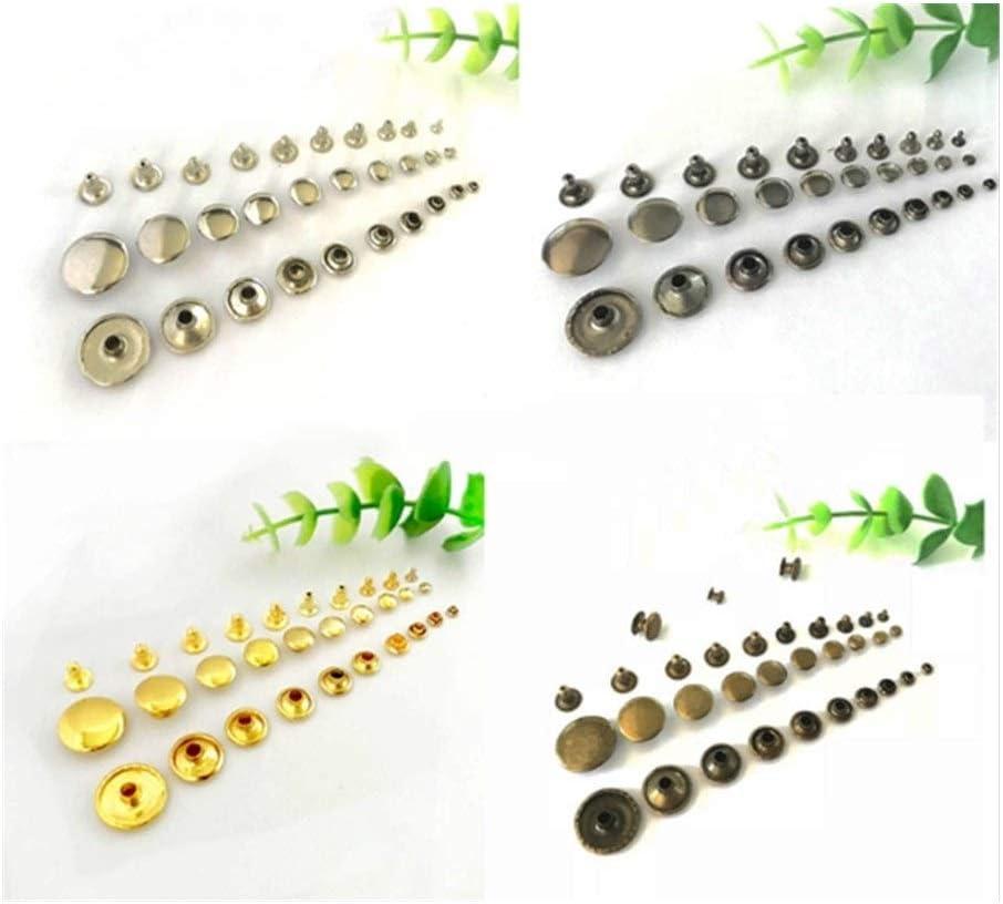 PENGHU All items in the store LGDA 3-15mm Single Side Rivets latest Bracelet Garment Cap Studs