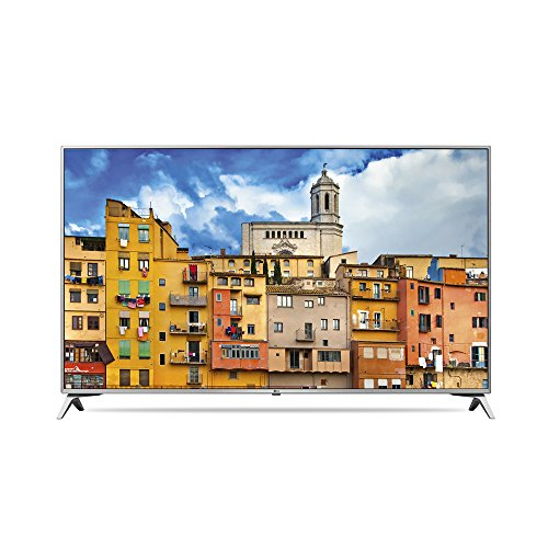 LG 55 UJ6519-139 cm (55 Zoll) TV (4K Ultra HD, HDR 10, Smart TV, PVR, WLAN, Triple Tuner (DVB T2), USB)