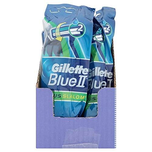 Gillette Blue II SLALOM 8