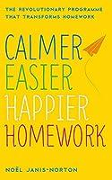 Calmer, Easier, Happier Homework