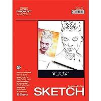 "Pro Art Advantage Sketch Pad 9""X12""-30 Sheets"