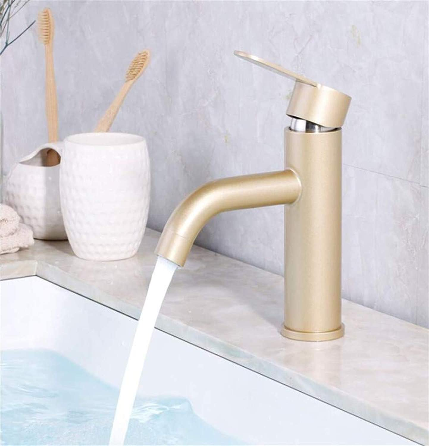 360° redating Faucet Retro Faucetbronze Antique Basin Faucet Champagne Tap Luxurious Design