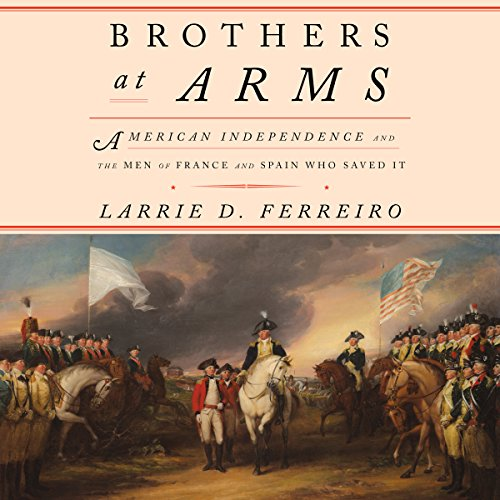 Brothers at Arms audiobook cover art