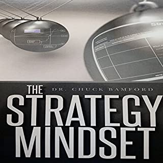The Strategy Mindset cover art