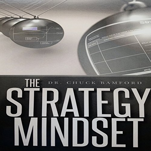 The Strategy Mindset audiobook cover art