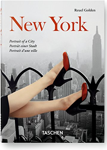 New York. Portrait of a City by Reuel Golden (Editor) (30-Aug-2013) Paperback