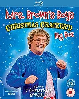 Mrs. Brown's Boys - Christmas Cracker'd Big Box