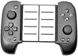 Gamepads Trådlös spelkontroll teleskopisk speljoystick kontroll kompatibel med Huawei Xiaomi svart