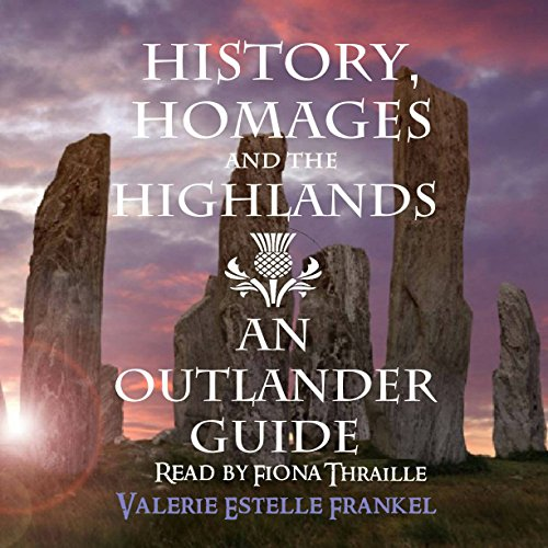 History, Homages and the Highlands audiobook cover art