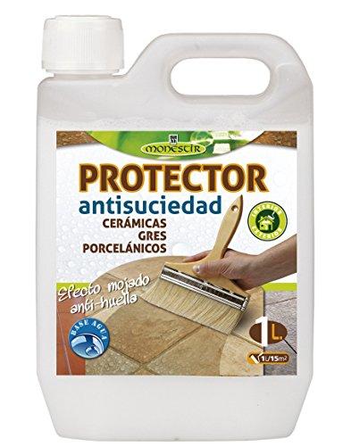 MONESTIR Protector Anti Suciedad para Cerámica, gres y porcelánico (1 litro)