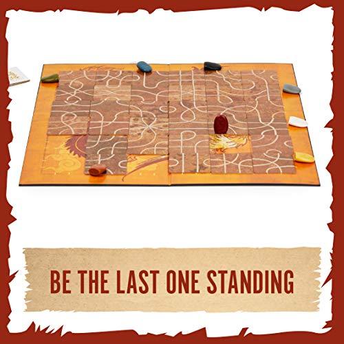 Tsuro The Game of The Path _ Juego de Mesa (en inglés): Amazon.es ...