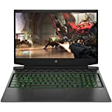 "2020 HP Pavilion 15.6"" FHD Gaming Laptop Computer, Intel Core i5-9300H, 8GB RAM, 256GB PCIe SSD, Backlit Keyboard, B&O Audio, HD Webcam, GeForce GTX 1650 Graphics, Win 10, Black, 32GB USB Card"