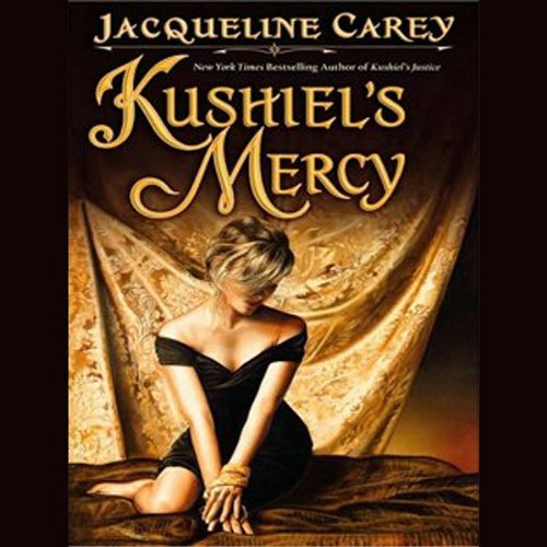 Kushiel's Mercy cover art