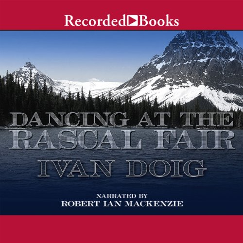 Dancing at the Rascal Fair audiobook cover art
