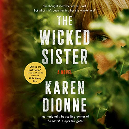 The Wicked Sister audiobook cover art
