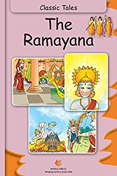 Ramayana - Classic Tales (Illustrated) by [Maple Press]