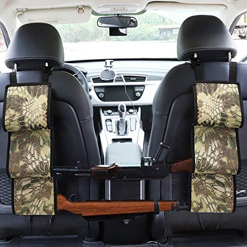 Accmor Car Seat Back Gun Rack, Universal Automotive Gun...