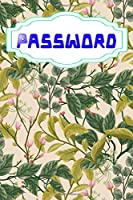 Password Logbook Large: Only Mermaids Know The Password Size 6 X 9 Inches Matte Cover Design White Paper Sheet ~ Remember - Address # Removable 104 Page Very Fast Print.