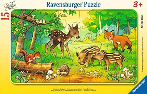Ravensburger - Puzzle con Marco, 15 Piezas (63765)