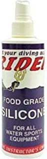 Trident Food Grade Silicone Spray for Scuba , Snorkel, and Spearfishing Gear 8 FL OZ