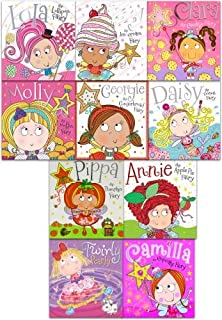 Fairy and Friends Children Picture Flat Collection 10 Books Set