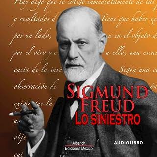 Lo siniestro [The Uncanny] audiobook cover art