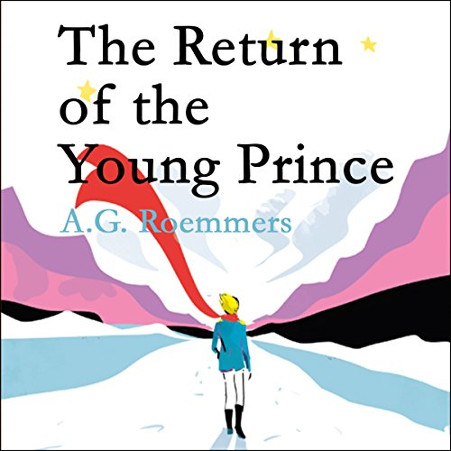 The Return of the Young Prince audiobook cover art